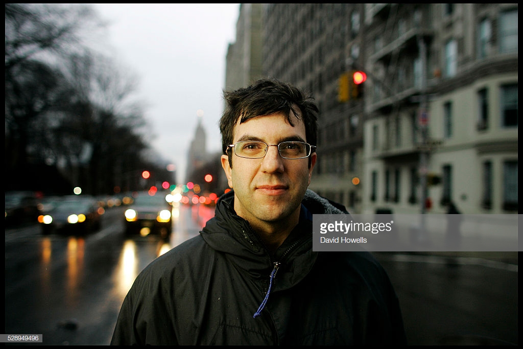 USA - A.J. Jacobs in New York City : News Photo