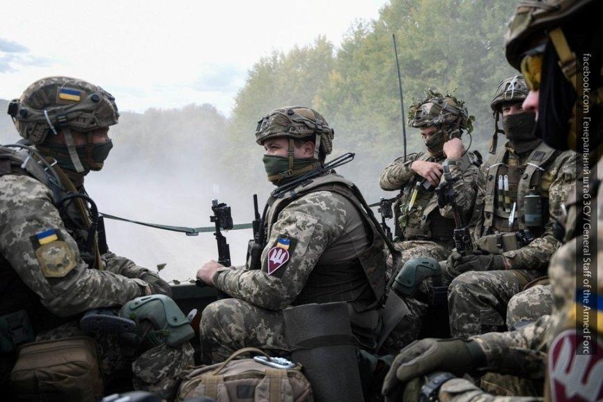Американский офицер назвал солдат ВСУ второсортными людьми