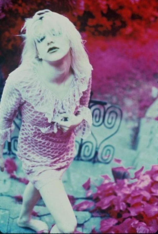 Жизнь скандальной музы Курта Кобейна
