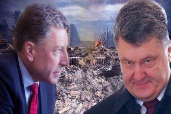 Убив Захарченко, Америка благословила Порошенко на войну с Россией
