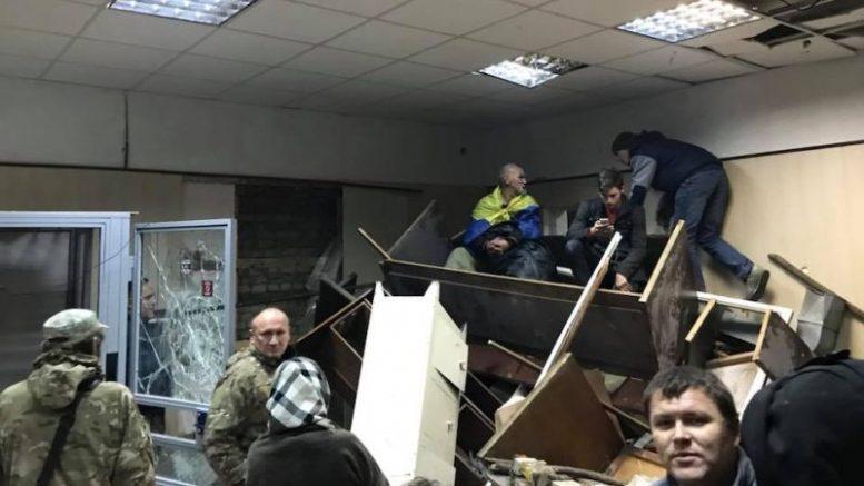 Майданная Украина: закон – тайга, прокурор – медведь