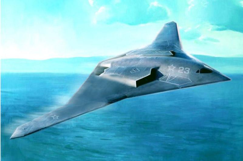 Новый бомбардировщик «Послан…