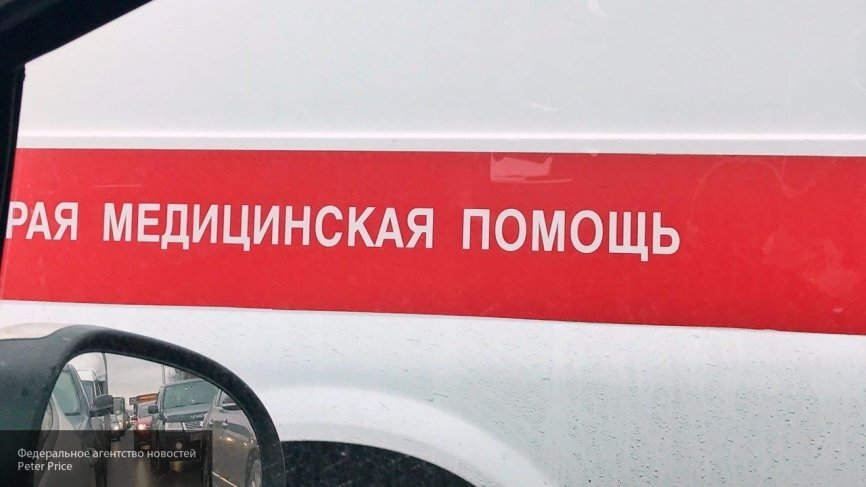 В Оренбурге на Загородном столкнулись 5 легковушек, один из водителей погиб