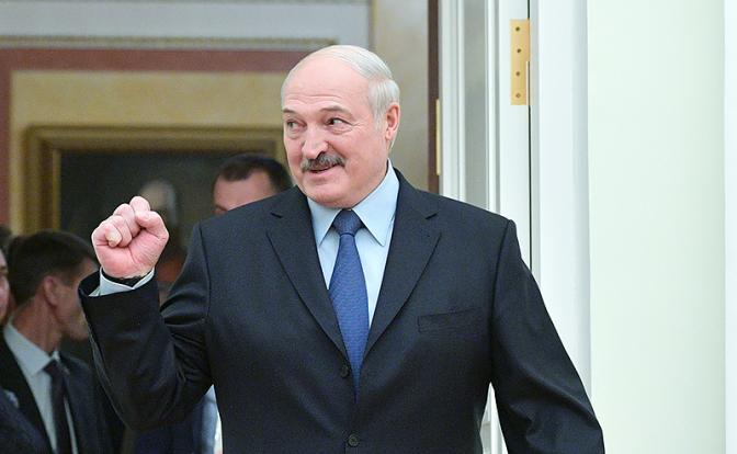 На фото: Александр Лукашенко