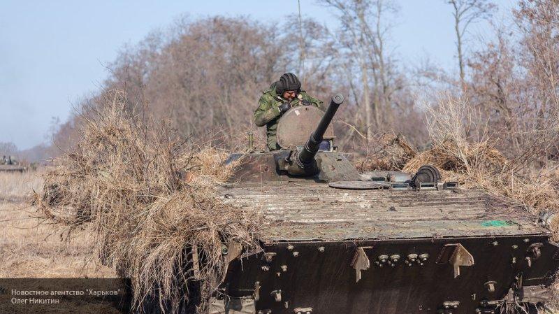В ДНР анонсировали масштабные военные учения с участием четырех тысяч человек