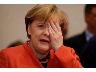 Ангелу Меркель пугают «цареубийством»
