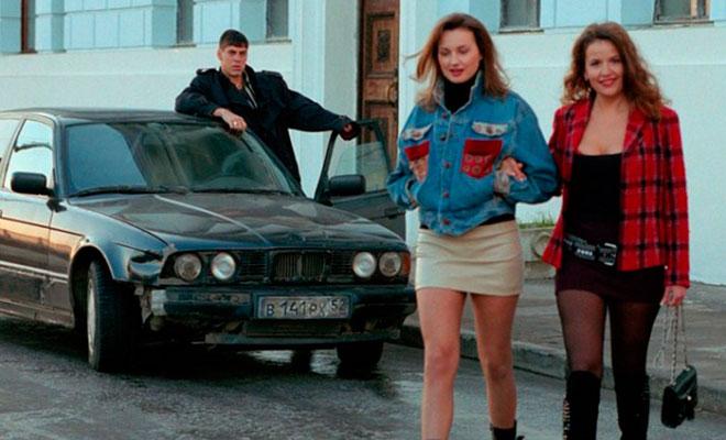 Самые популярные иномарки в России 90-х годов