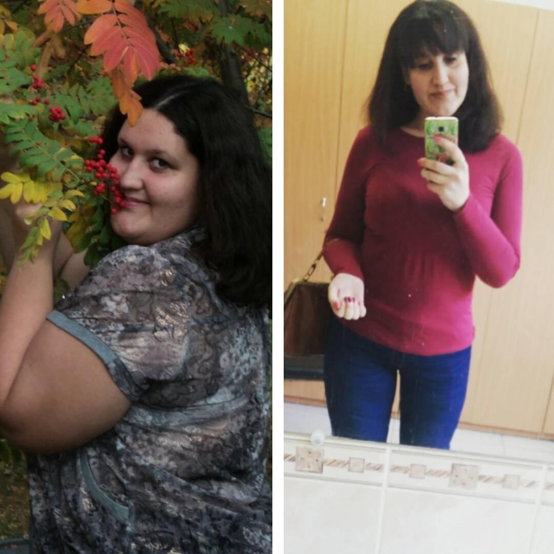 Похудеть с 95 до 60