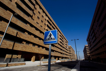 В Европе пустует 11 млн домовладений