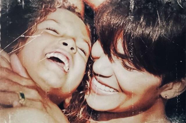 Холли Берри поделилась редким архивным снимком дочери в честь ее 13-летия Звездные дети
