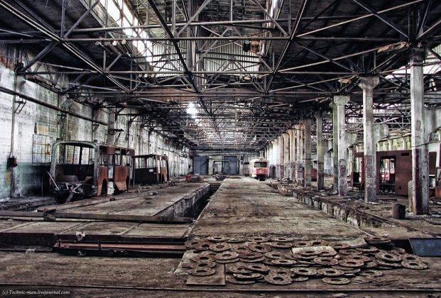 Деиндустриализация Украины: от космических кораблей к биогазу украина