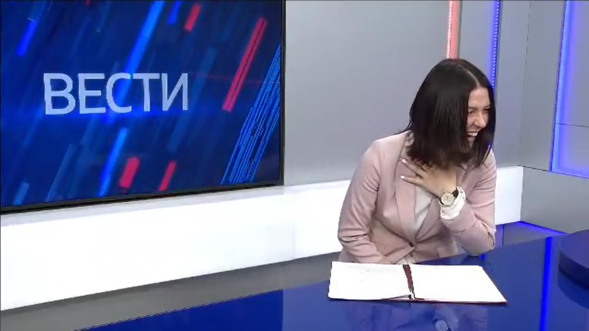 Телеведущая ВГТРК отказалась работать членом участковой избирательной комиссии 22 апреля