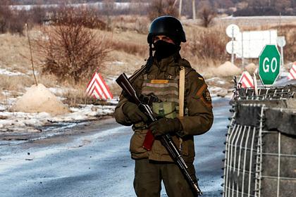Украина объявила сборы территориальной обороны в приграничных районах
