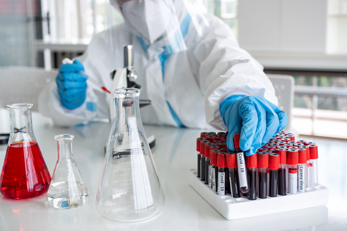 В России выявили более 6,5 тысячи новых случаев коронавируса