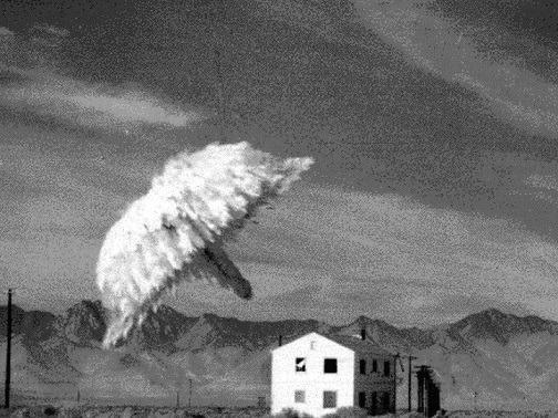 Природа взрыва вакуумной бомбы