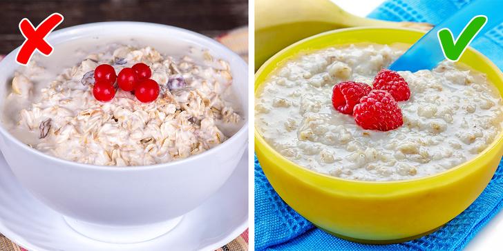 Какую кашу есть при диете на завтрак