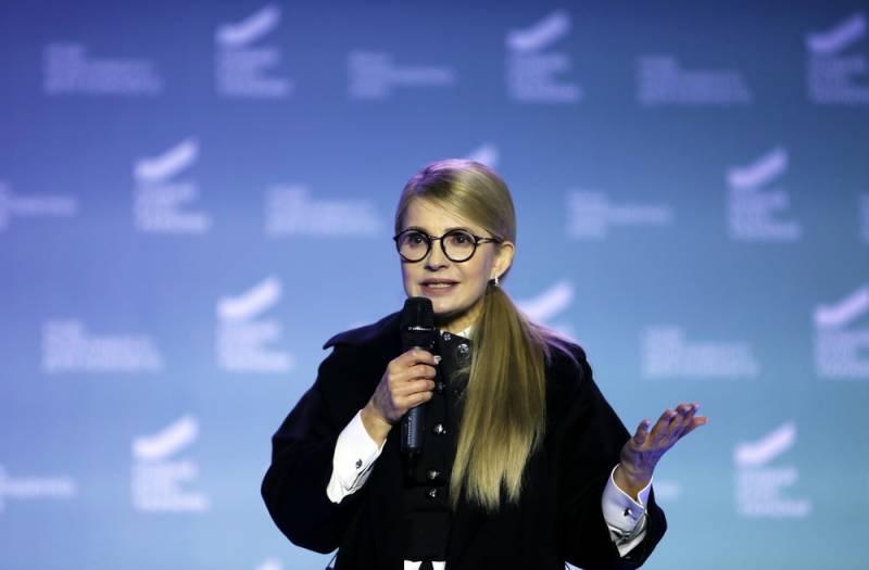 Украине предрекают гражданскую войну после победы Тимошенко