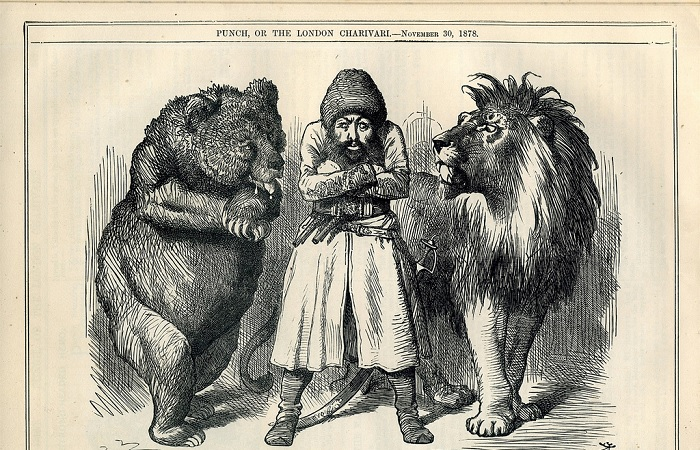 Чем закончилась холодная война России и Англии в XIX - начале XX веков