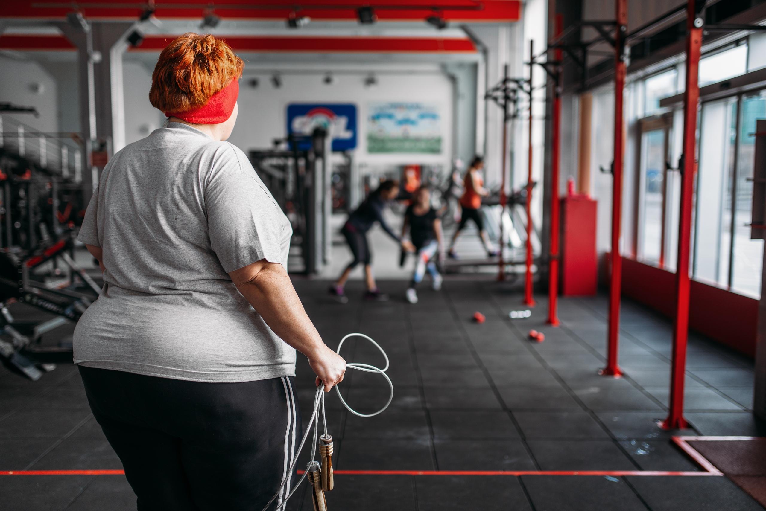 Как Сбросить Вес Ходя В Фитнес. 3 способа похудеть, не посещая спортзал