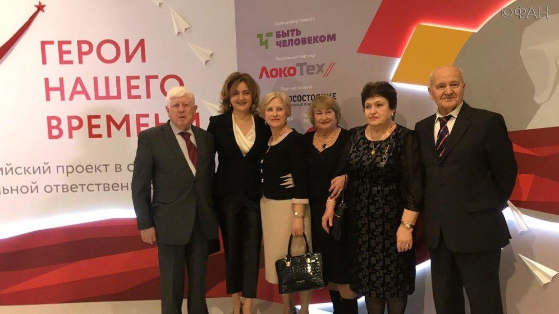 В Москве наградили «Героев нашего времени»