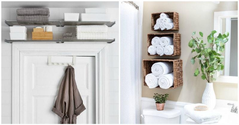 Спа-оазис в маленькой ванной: 11 идей уютного декора