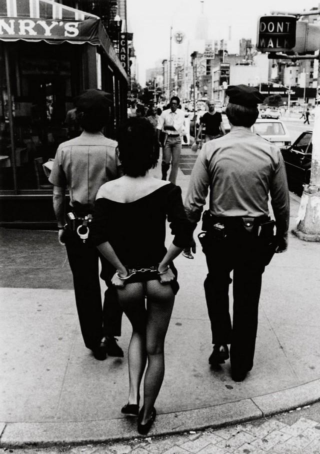 Нью-Йорк в зените безумия. Фотограф Мирон Цовнир