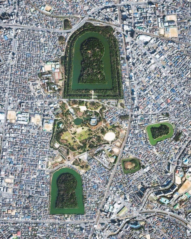 Замочные скважины Японии