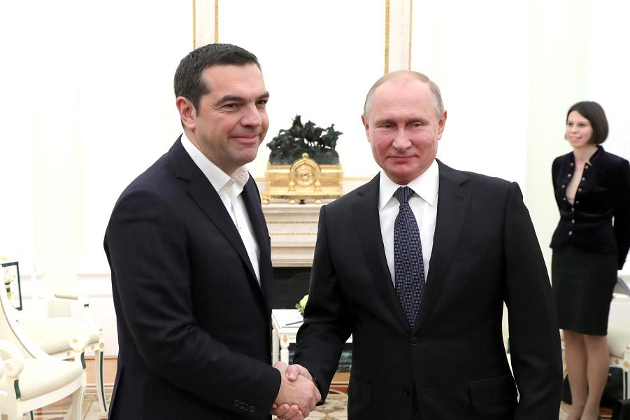 Вот и Греция вернулась. Газ – великий дипломат