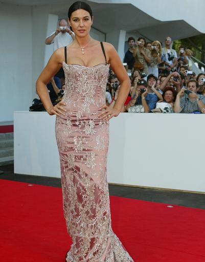 Моника Белуччи, 2002 год