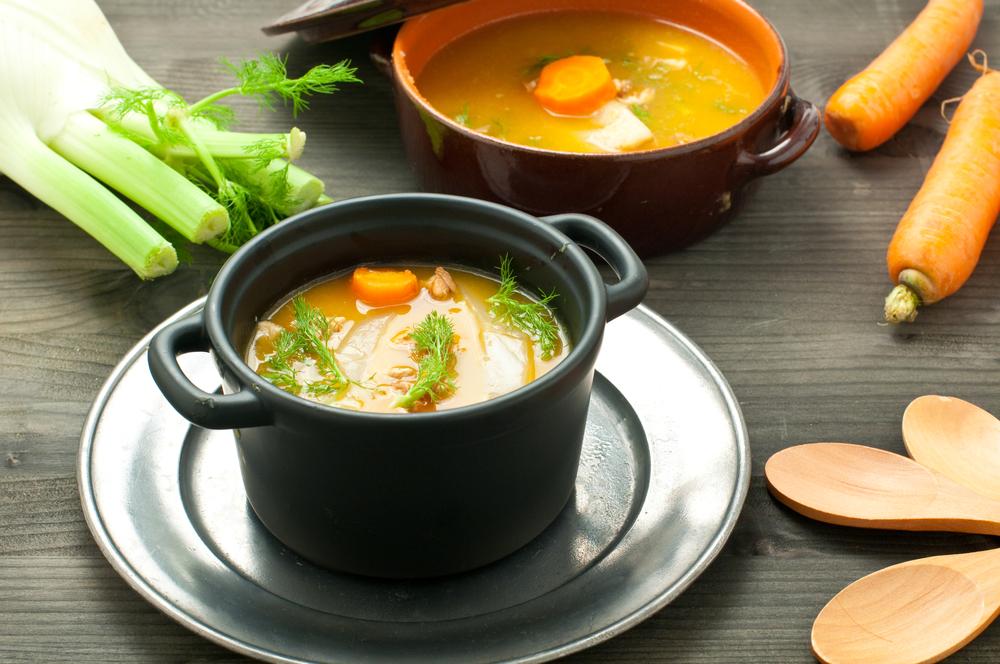 Почему стоит чаще есть супы