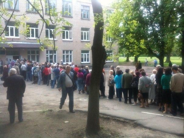 Референдум в Донецке и Луганске Онлайн (обновляемый пост)
