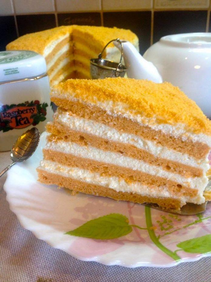 Оригинальный торт «Бедняжка» — такой десерт вы не готовили!
