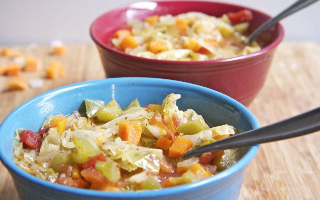 Капустные Супы Диета. Изумительный капустный суп для похудения: рецепты