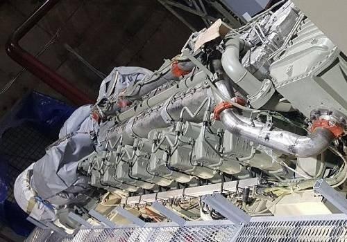 На базе двигателя 16V250MDC: в РФ модернизируют оборудование для поставок ДГУ