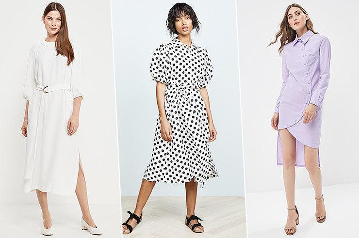 Подборка модных летних плать…
