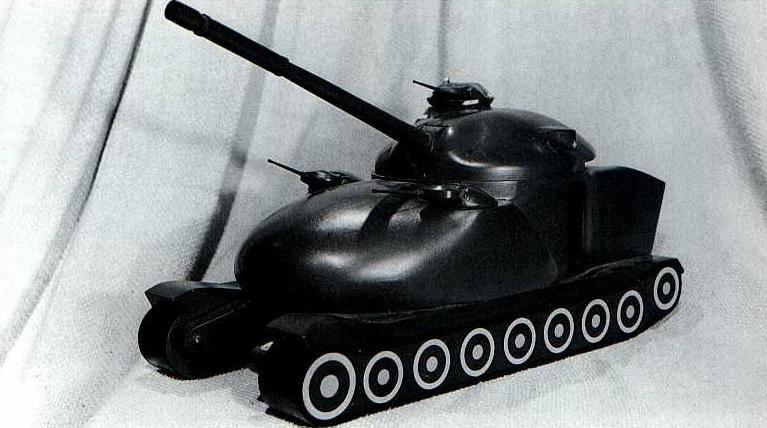 Почему США не получили атомные танки