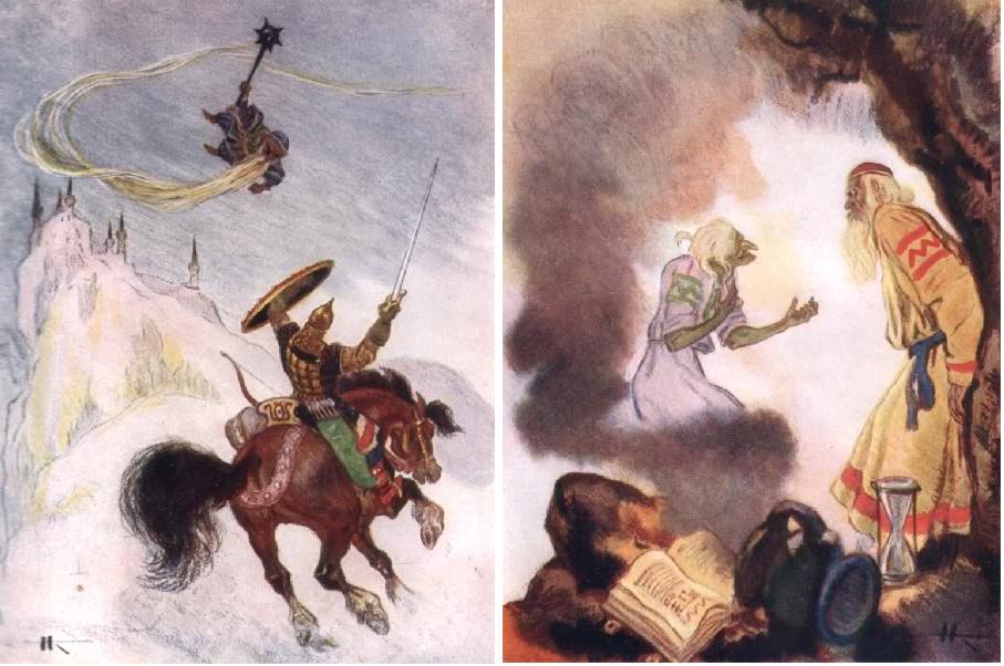 Открытки русские волшебные сказки, коды форум