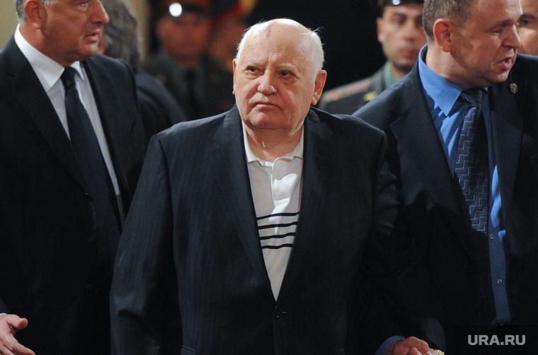 Горбачев заявил, что перестройка была необходима СССР. «Люди обрели свободу»