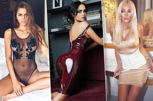 Скажите «Горячо!»: самые сексуальные образы звезд российского Инстаграма