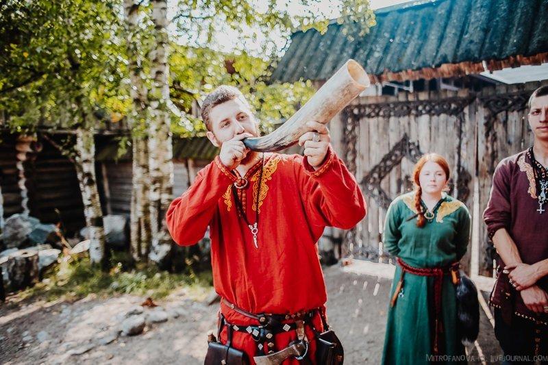 Средневековый город Сваргас рядом с Выборгом путешествия, факты, фото
