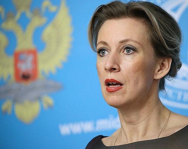 Захарова ответила призвавшему РФ «убраться» из Венесуэлы Трампу