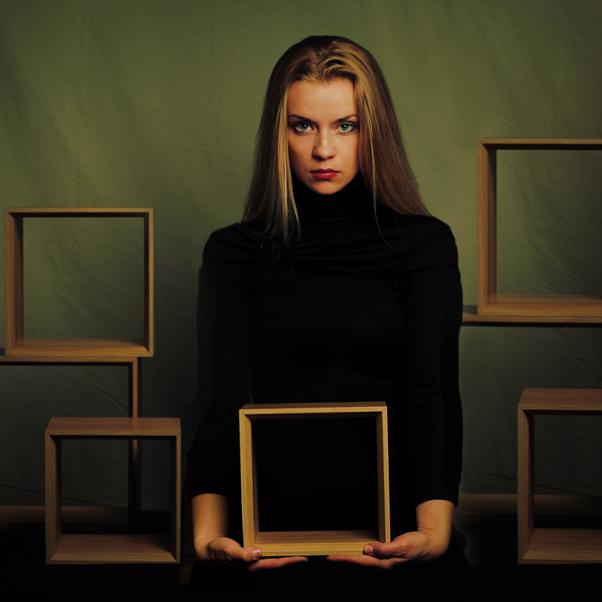 Женский образ в фотографии портрет