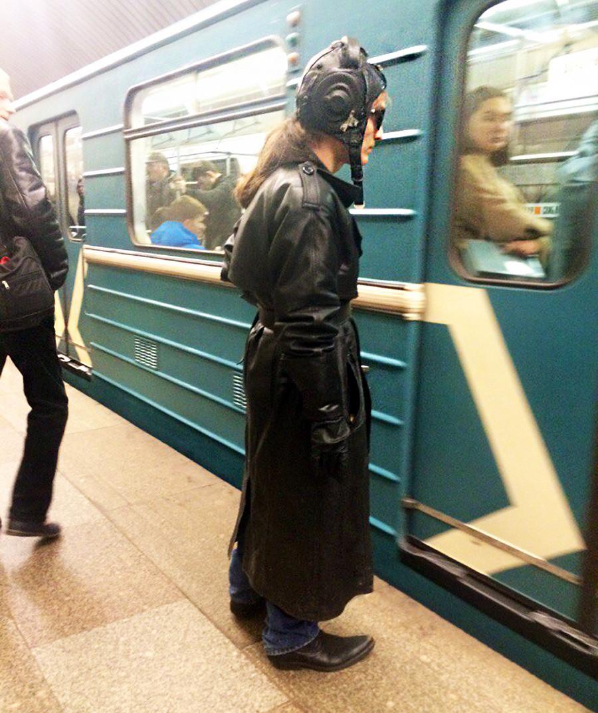 как многое дзен фото из метро его удалось просто