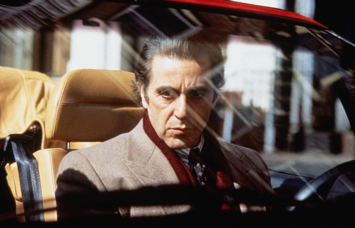 Аль Пачино в фильме *Запах женщины*, 1992 | Фото: fishki.net