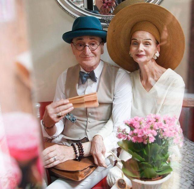 История о том, как берлинские пенсионеры Гюнтер и Бритт живут на полную катушку и радуются жизни!