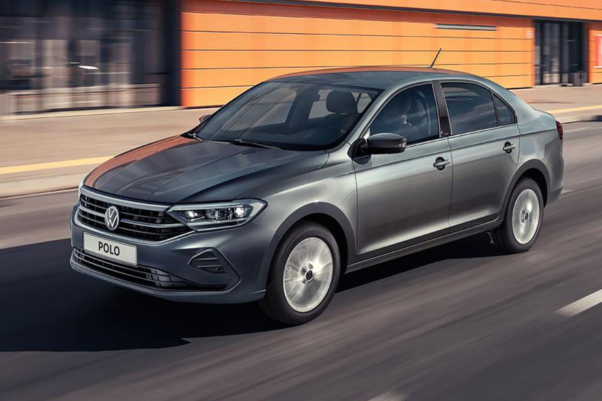 Комплектации и цены нового Volkswagen Polo