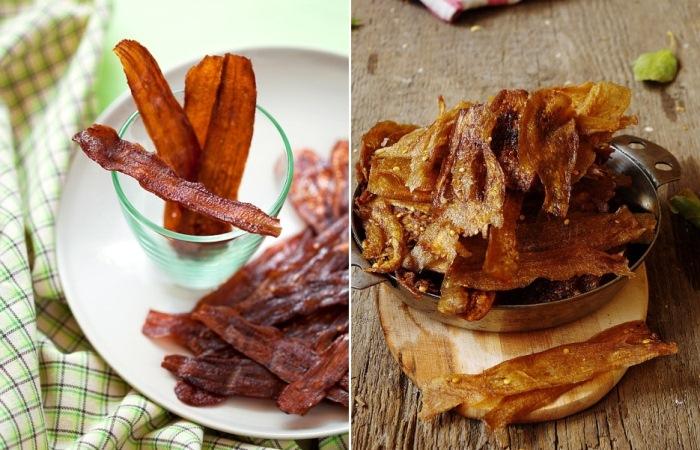Бекон из баклажанов - вкусное и оригинальное блюдо