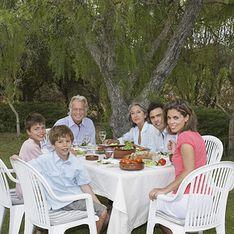Семейные застолья полезны для здоровья