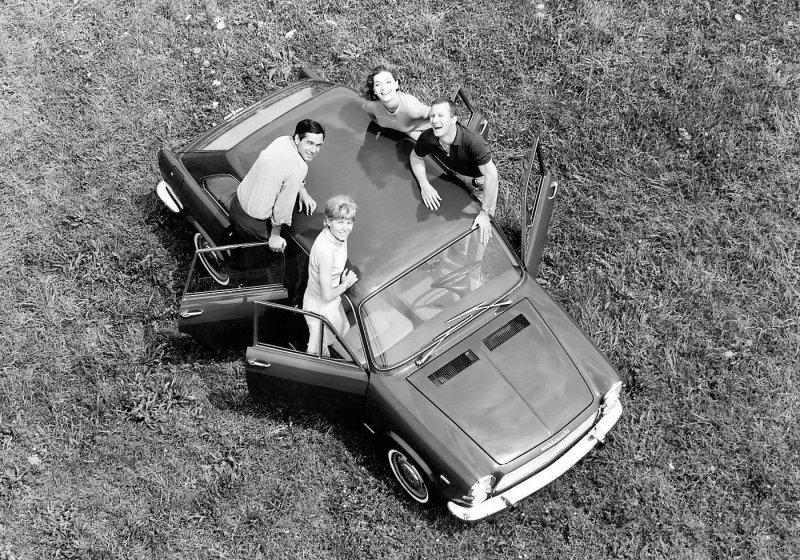 """""""Отставить полный вперед!"""" - почему """"копейка"""" могла быть переднеприводной fiat, fiat 124, авто, автоистория, автомобили, ваз, ваз 2101, жигули"""
