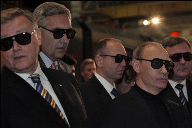 «Путин бы в бараний рог скрутил»: Саакашвили назвал кумира СБУ